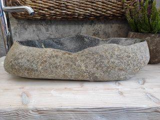 Washbasin riverstone